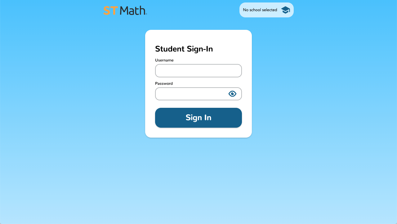 text sign-in, enter username and password