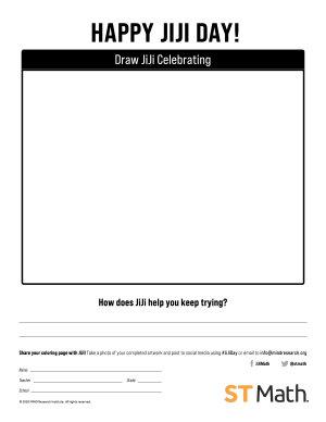 JiJi Day Drawing