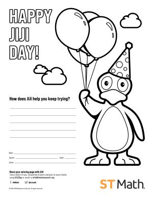 JiJi Day Letter