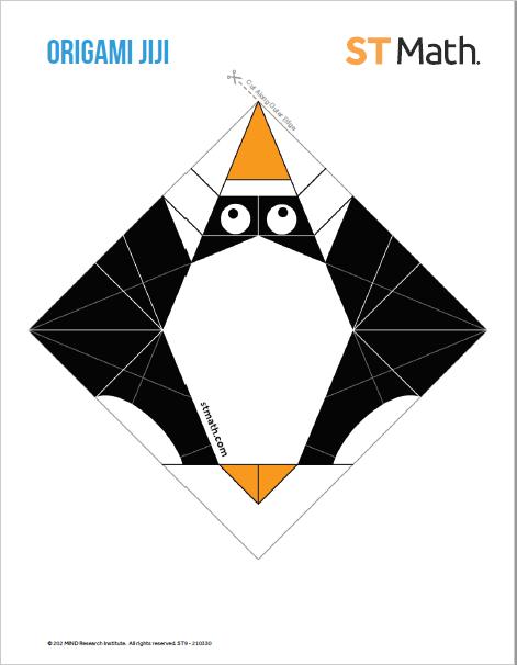 Origami JiJi
