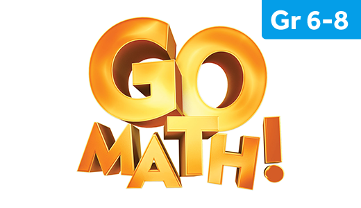 Go Math 6-8